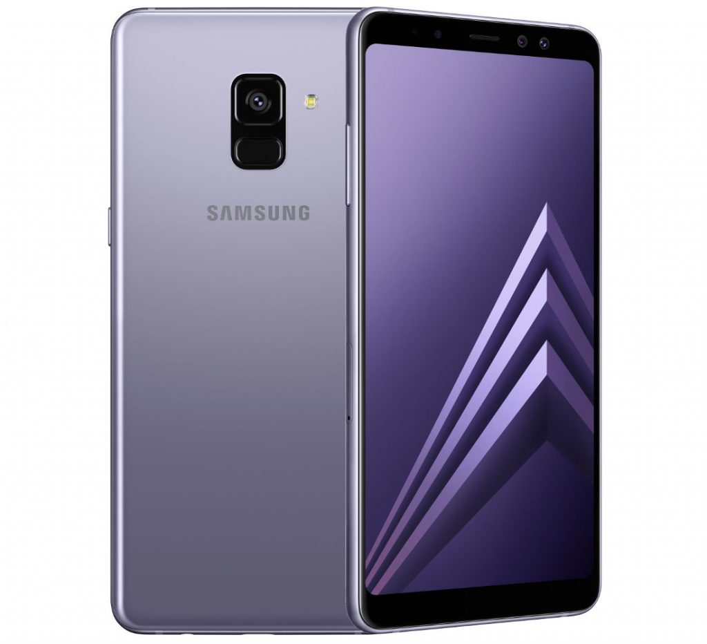 Samsung Galaxy A8+ (2018) Launching In India Soon