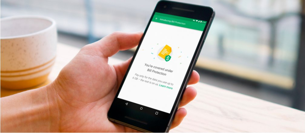 Project Fi Bill Protection