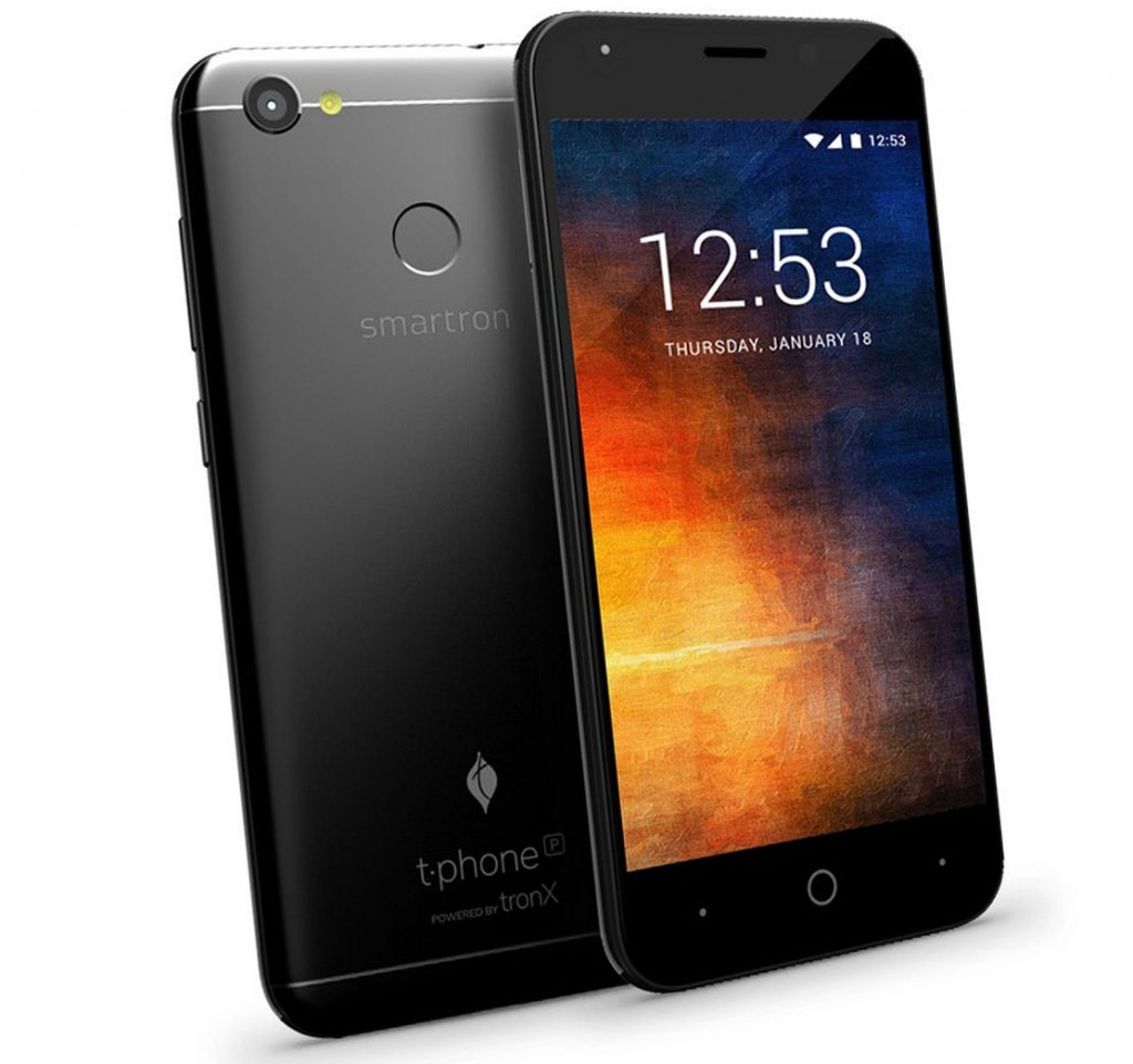Smartron t phone price in india