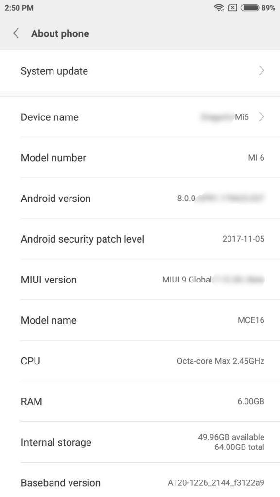 xiaomi mi mix 2 android oreo global beta testing to start soon