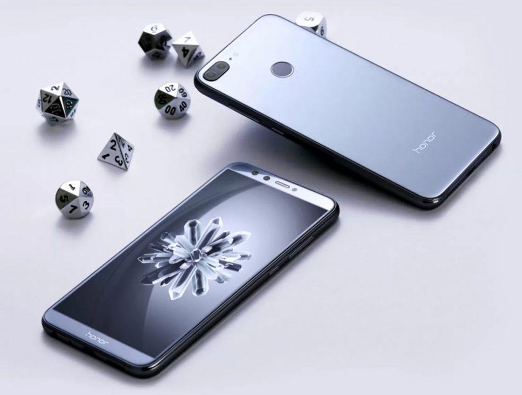Honor 9 Lite Grey color variant to go on sale on Flipkart