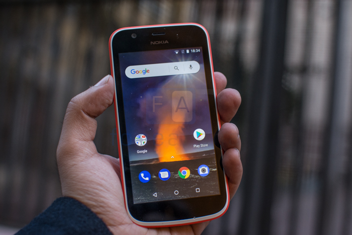 Nokia 1 Android Oreo (Go Edition) smartphone launched in