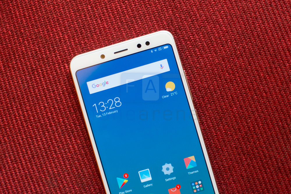Xiaomi Redmi Note 5 With 18 9 Display And Front Led Flash: Xiaomi Redmi Note 5 Pro First Impressions