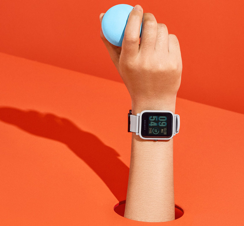 Amazfit Bip And Stratos Smartwatches With Multi Sport