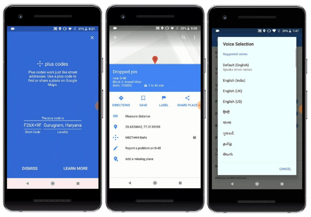 Google Maps in India gets Plus Codes to locate addresses easily ...