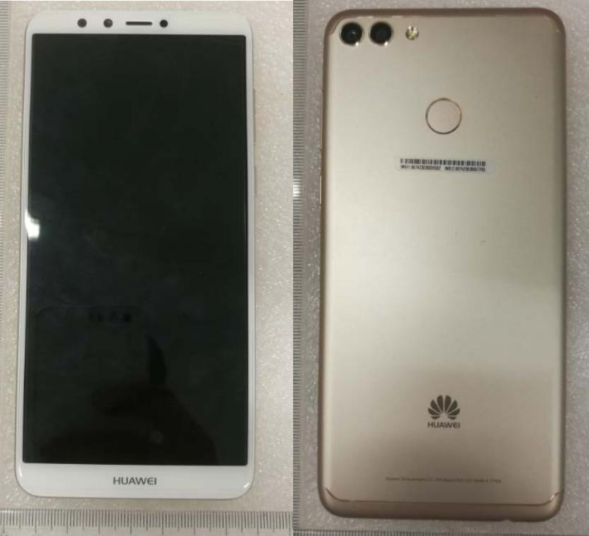Huawei Y9 2018 FCC