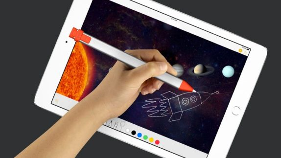 Logitech Crayon digital pencil