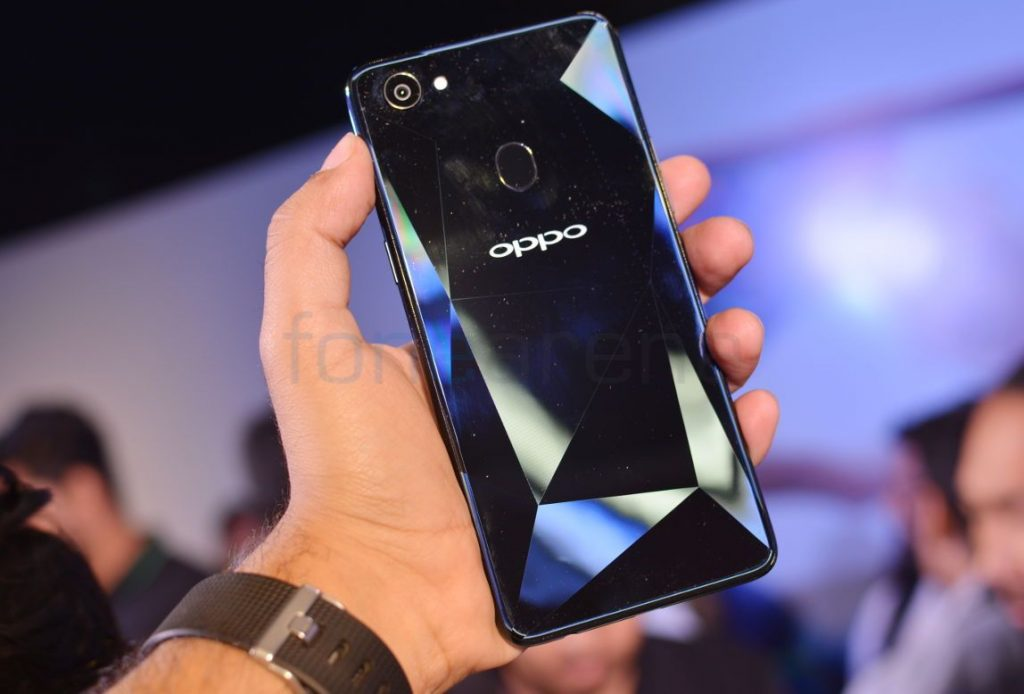 OPPO F7 Diamond Black 6GB RAM, 128GB Special Edition launched in India