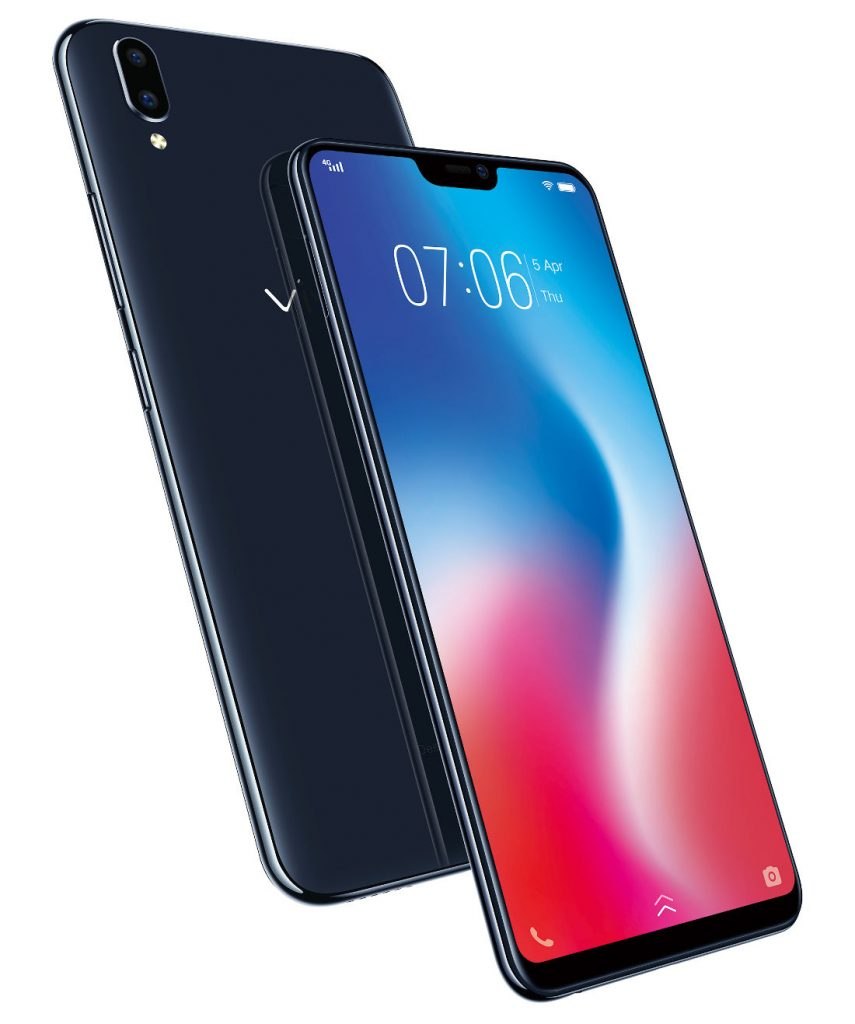 reputable site 1ff30 cf584 Vivo V9 with 6.3-inch FHD+ 19:9 FullView display, 24MP front camera ...
