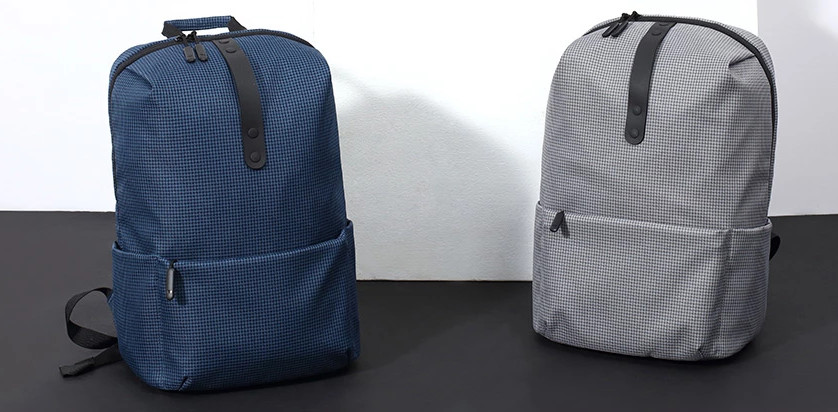 75fc3cddd Xiaomi Mi Casual, City and Travel Backpacks launched in India starting at  Rs. 899