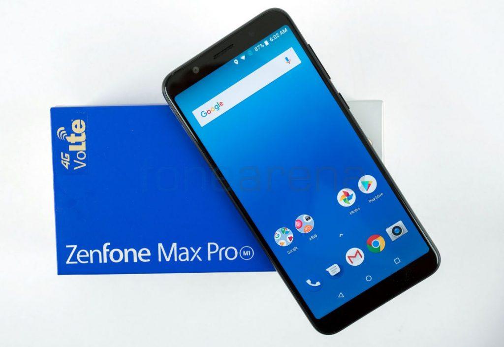 Asus Zenfone Max Pro M1 Unboxing
