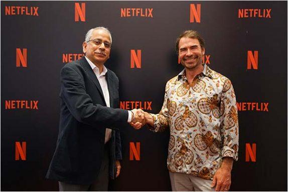 Netflix Tata Sky