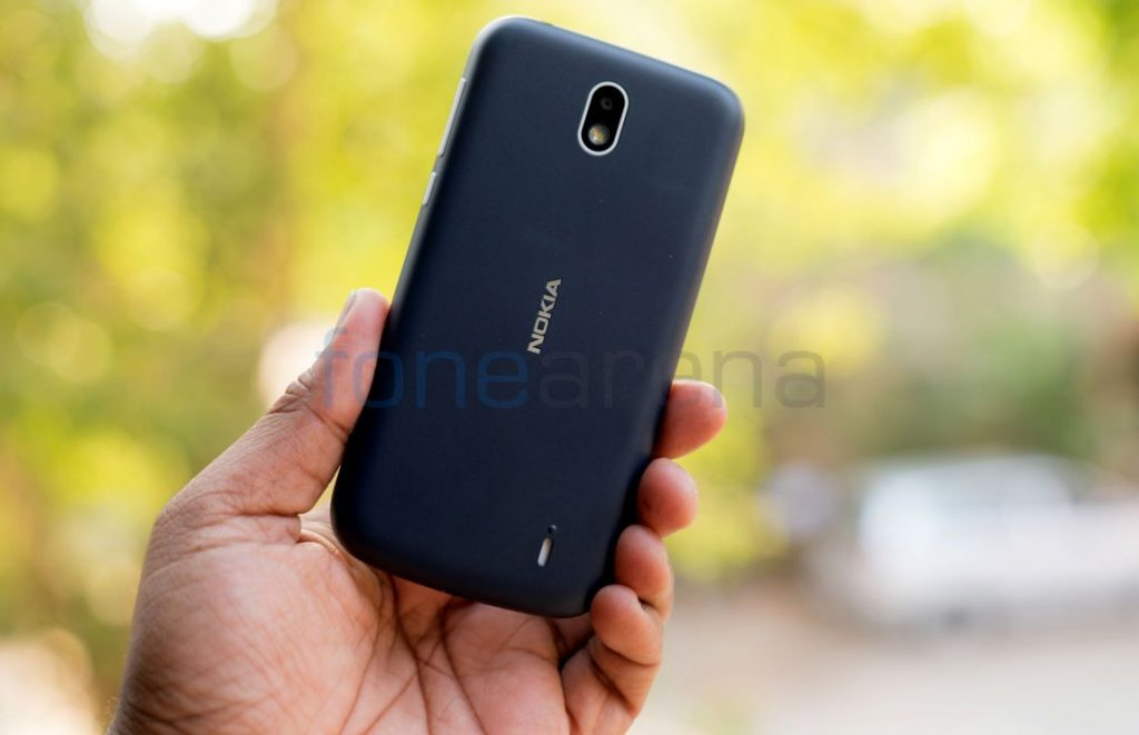 Nokia 1 Review – Android Oreo (Go edition) smartphone