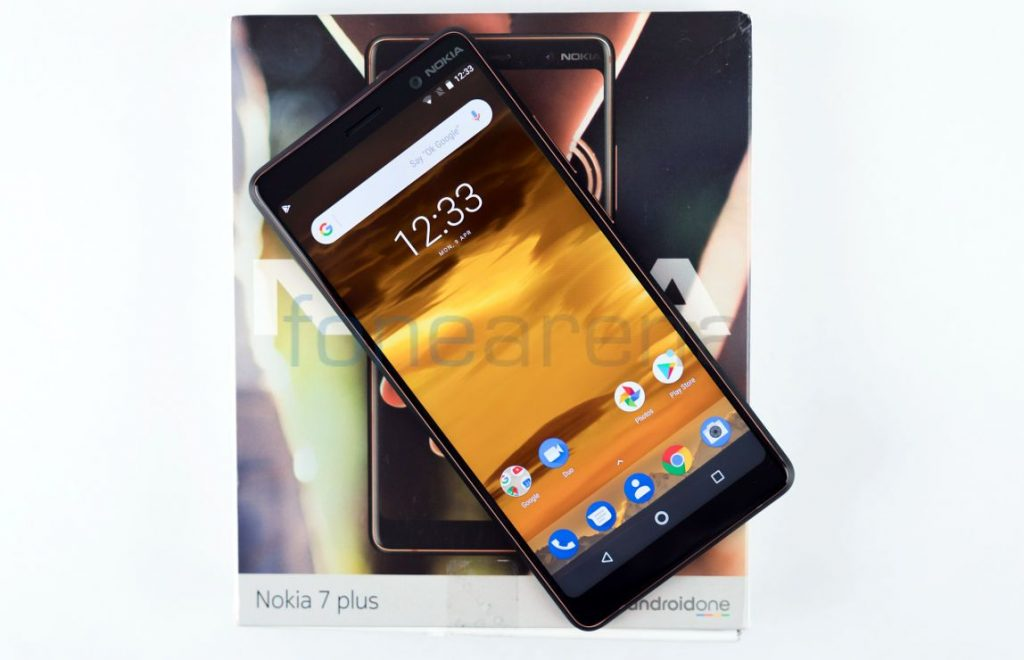 Nokia 7 Plus Unboxing and First Impressions