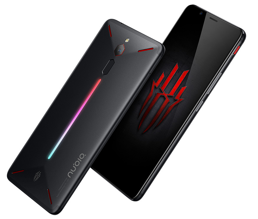 Nubia Red Magic gaming phone with 6-inch FHD+ display, 8GB ...