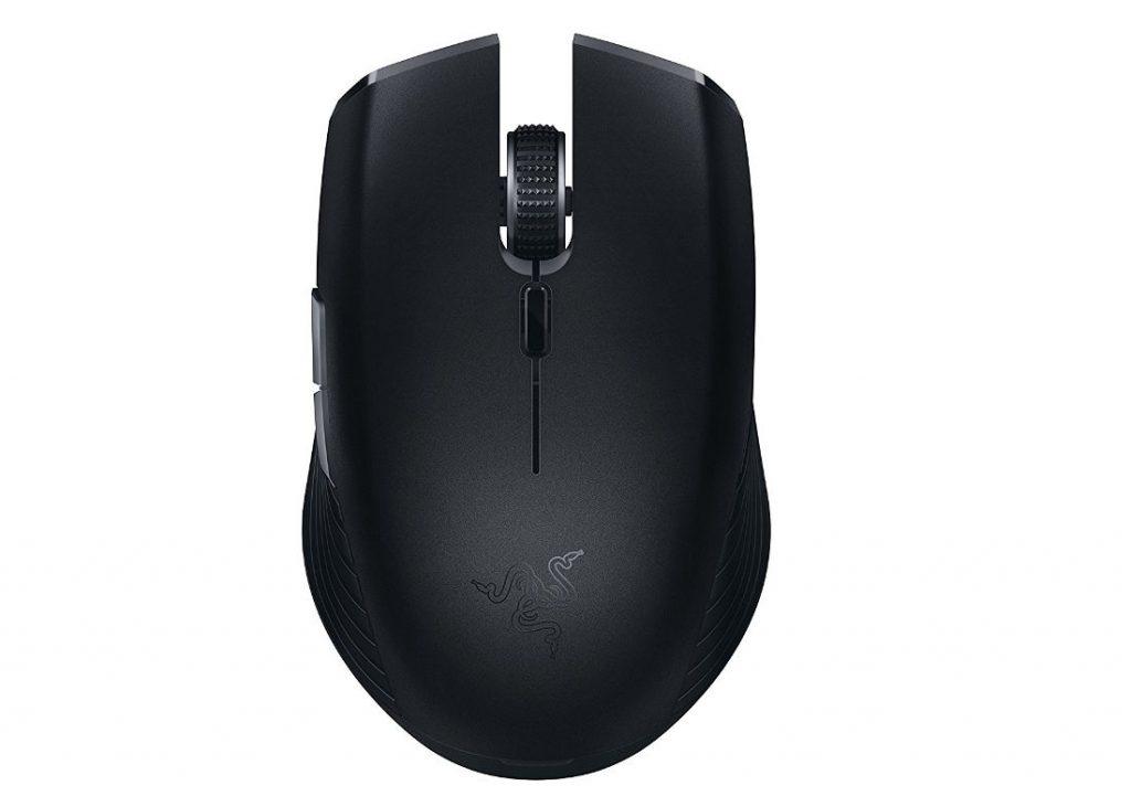 Razer Atheris wireless mouse with 7200 DPI optical sensor