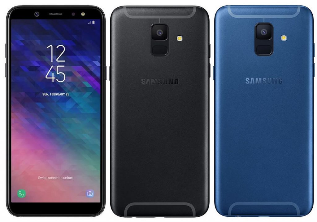 Samsung Galaxy A6 With 5 6 Inch Super Amoled Display Surfaces In