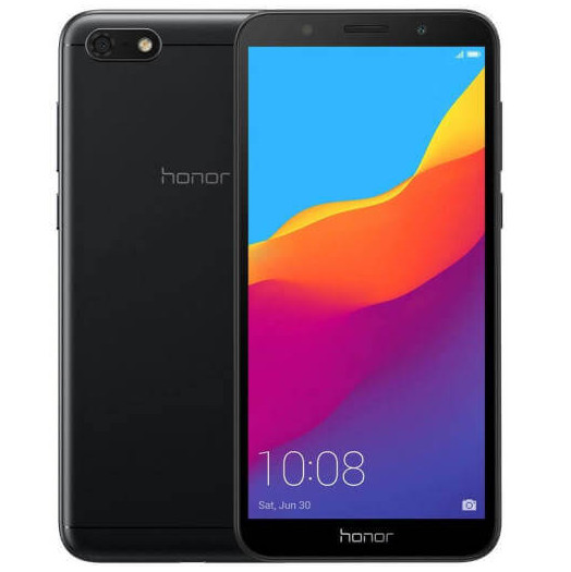 Honor 7S with 5 45-inch 18:9 FullView display, face unlock