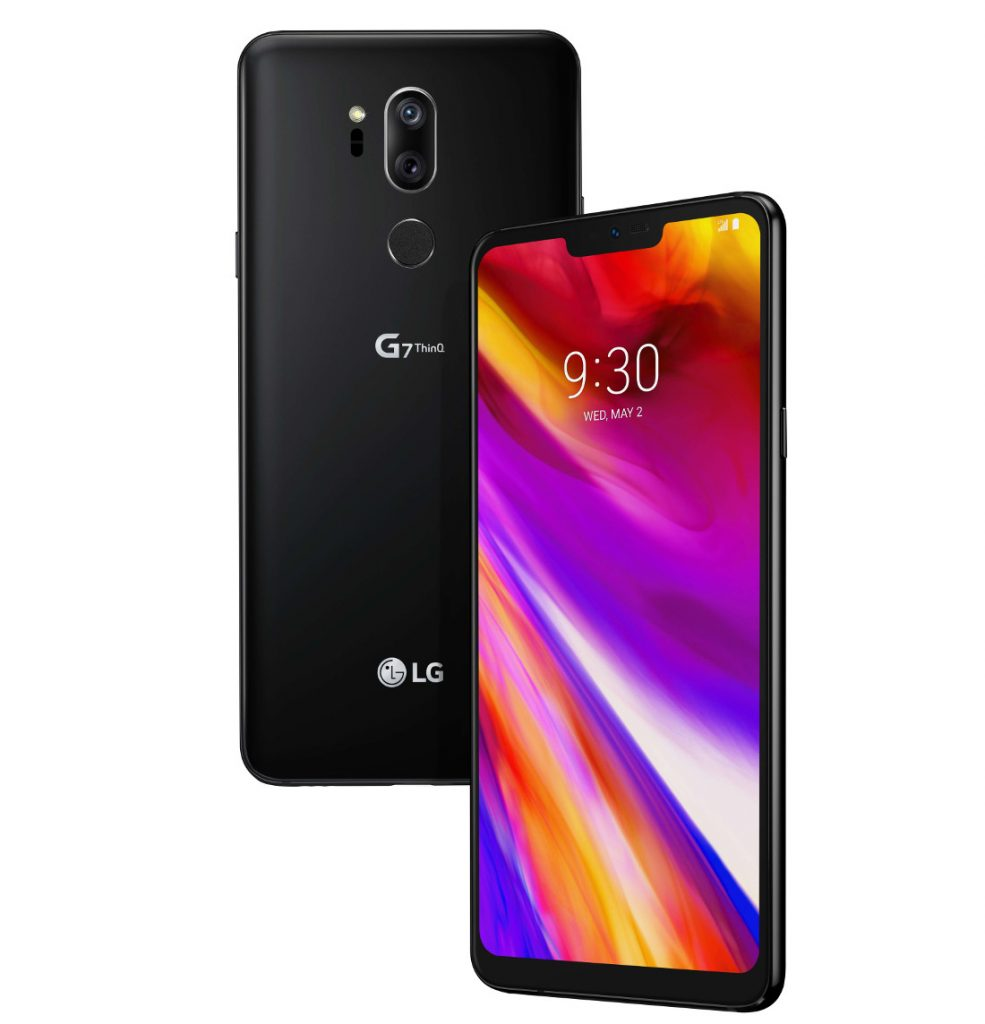 LG G7 ThinQ to get Android 9.0 Pie update in Q1 2019