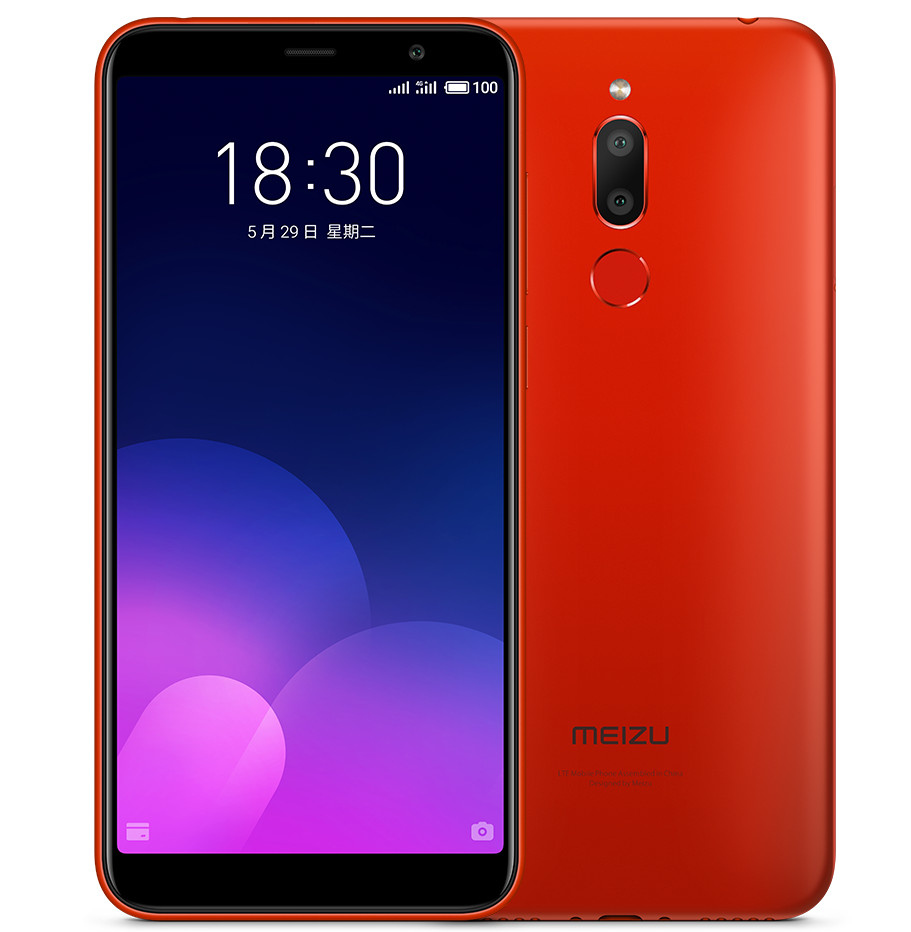 Meizu M6T with 5.7-inch 18:9 full-screen display, dual rear cameras launched in India for Rs. 7999