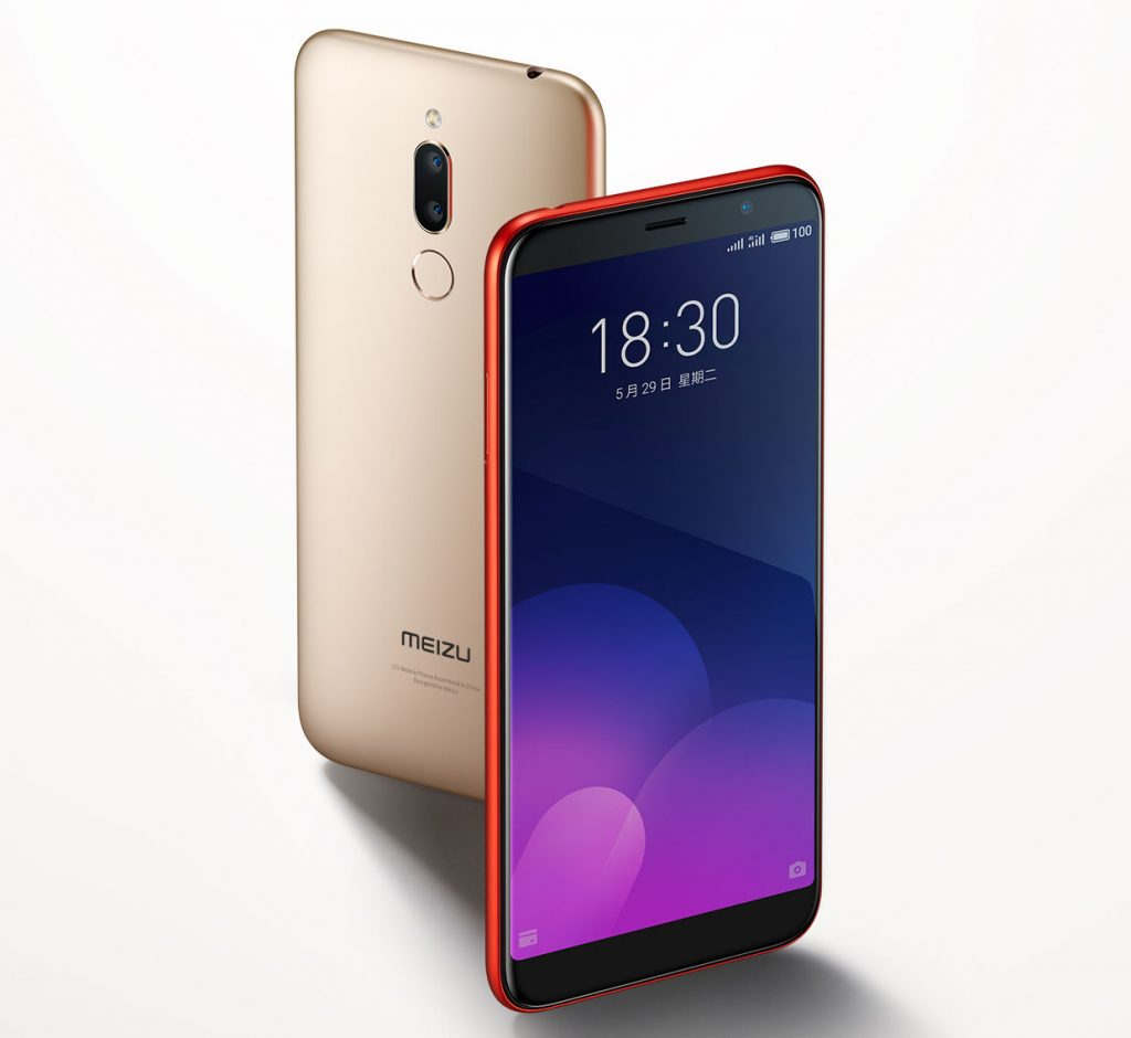 Meizu 6T with 5 7-inch 18:9 full-screen display, dual rear cameras