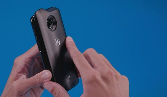 Moto Z3 Play and 5G Mod