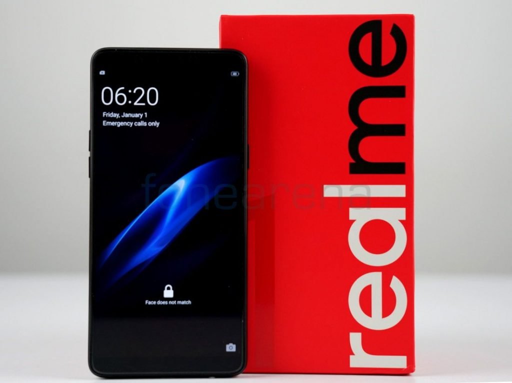on sale 7acc6 18f9f Realme 1 Unboxing and First Impressions