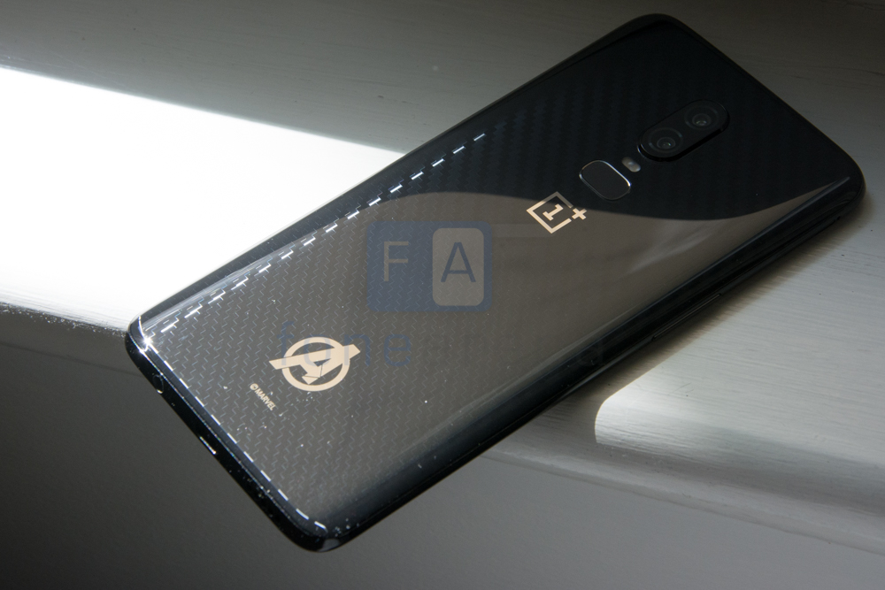 new concept 29354 bb531 OnePlus 6 Marvel Avengers Limited Edition goes on sale on May 29 in ...