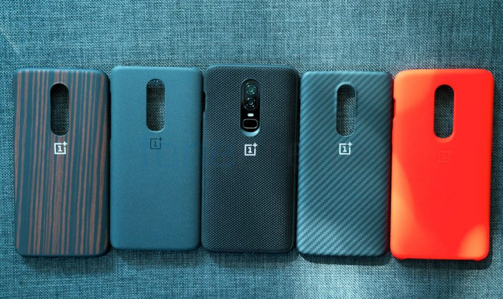 Image result for OnePlus 6 cover