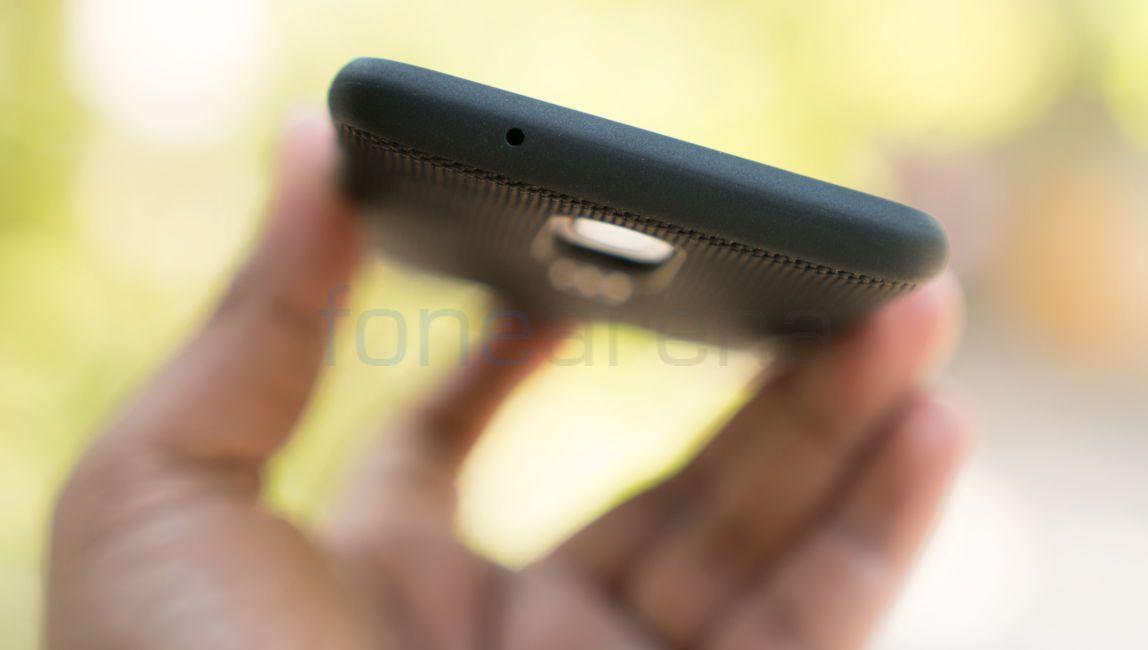 wholesale dealer f5bbe 03263 OnePlus 6 Cases Unboxing – Nylon Black and Ebony Wood Bumper Case ...