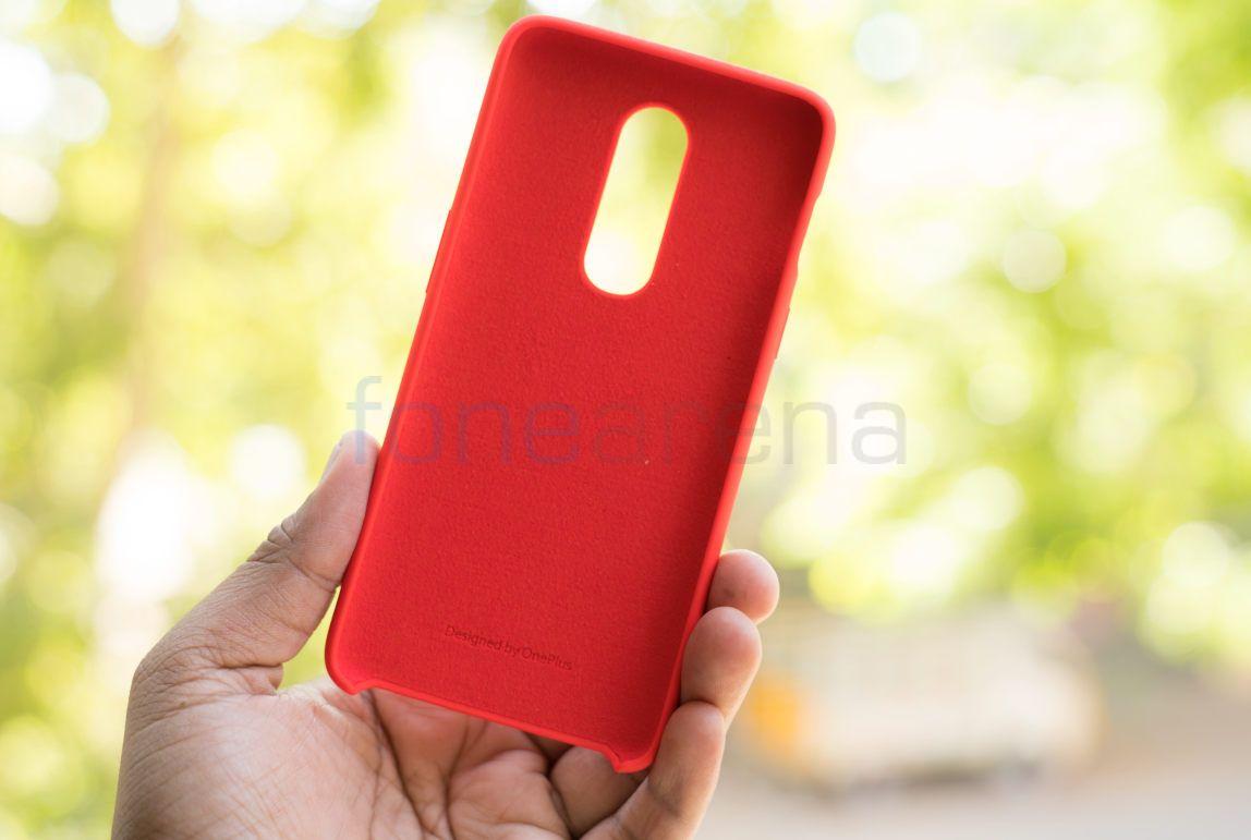 wholesale dealer 9efad 45a3a OnePlus 6 Cases Unboxing – Nylon Black and Ebony Wood Bumper Case ...