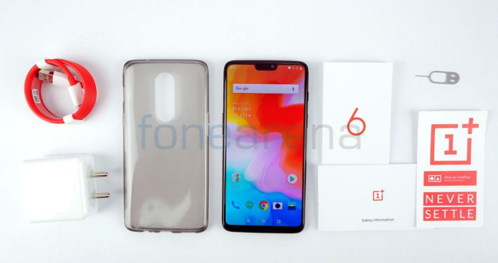 separation shoes 09d52 41a2f OnePlus 6 Review