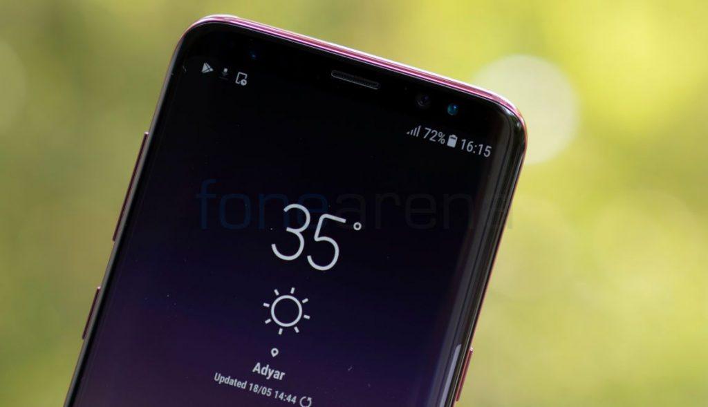 Samsung Galaxy S8 Burgundy Red_fonearena-05