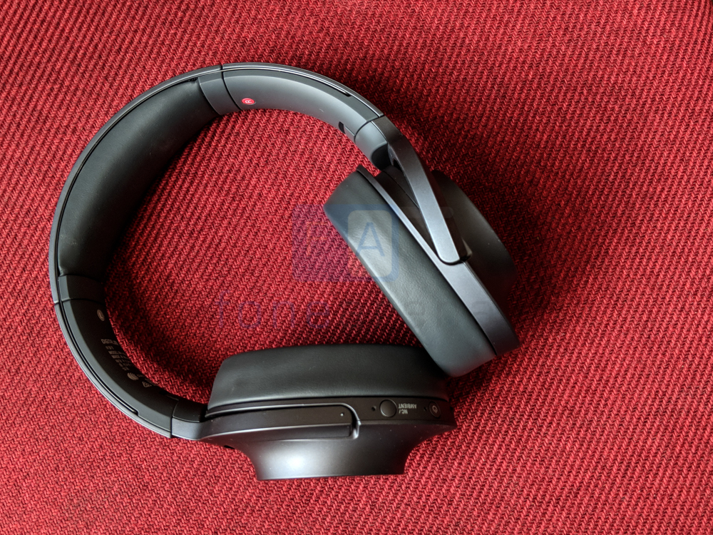 sony h.ear on 2 wireless nc around-ear hodetelefoner