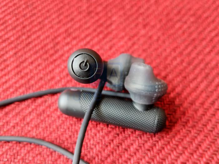 Sony in-ear wireless sport headphones