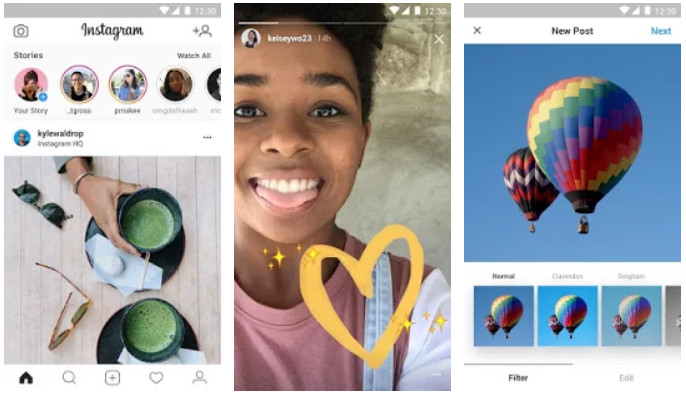Instagram Lite for Android released, roll out begins
