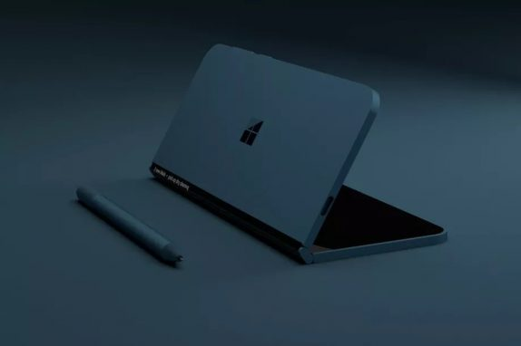 Microsoft Surface Concept