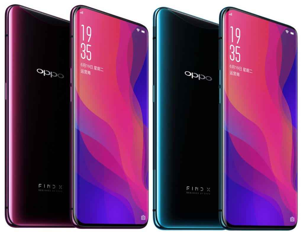Oppo Find X And Find X Lamborghini Edition Launched In China Price