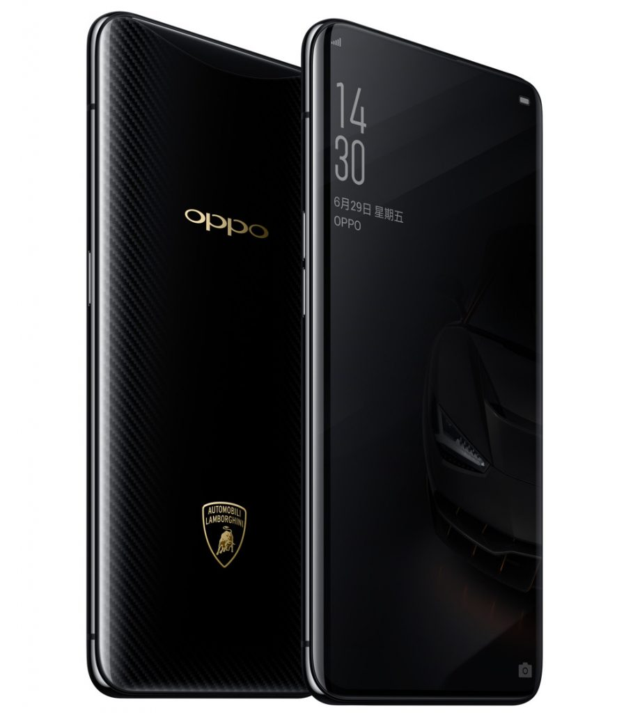 oppo find x and find x lamborghini edition launched in. Black Bedroom Furniture Sets. Home Design Ideas