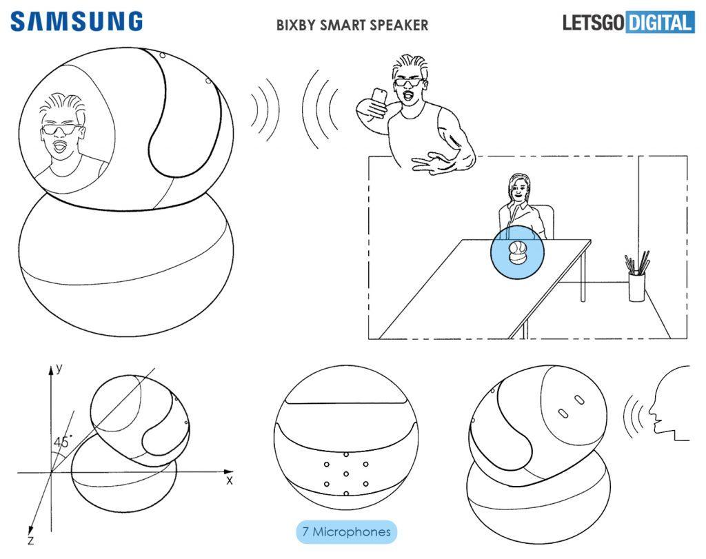 Samsung Bixby Speaker