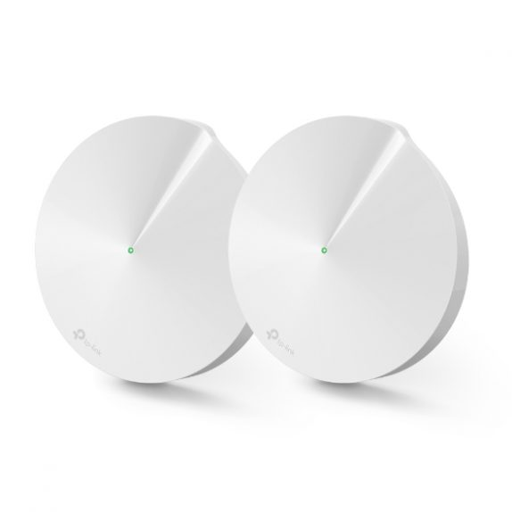 TP-Link Deco M9 Plus Tri-band Mesh Wi-Fi 2-Pack System