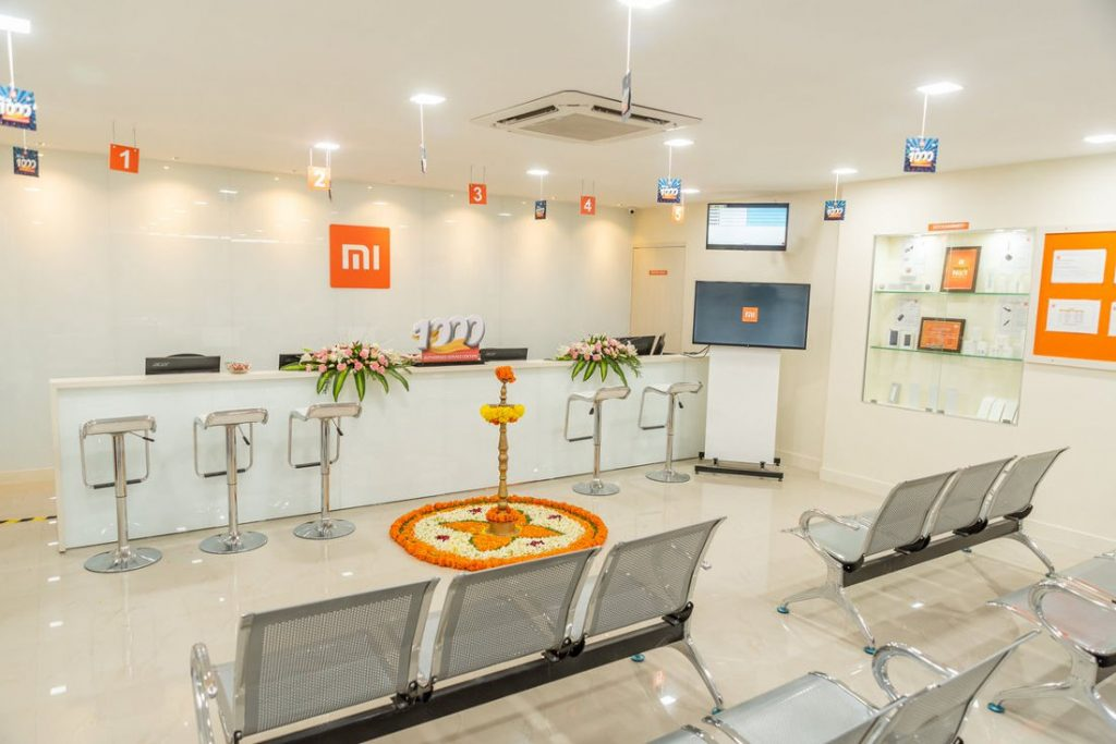 Xiaomi now has 1000 service centers in over 600 cities