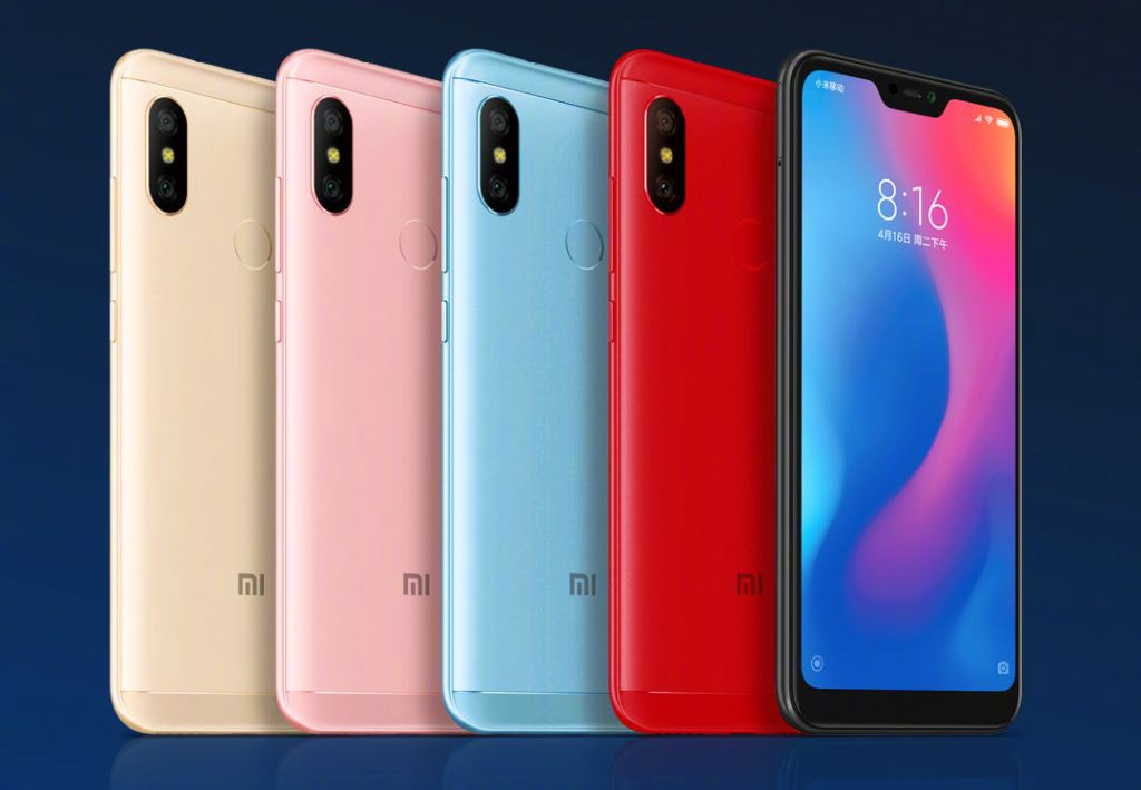 Xiaomi Launches Flame Red Redmi Note 5 Redmi Note 5 Pro In China