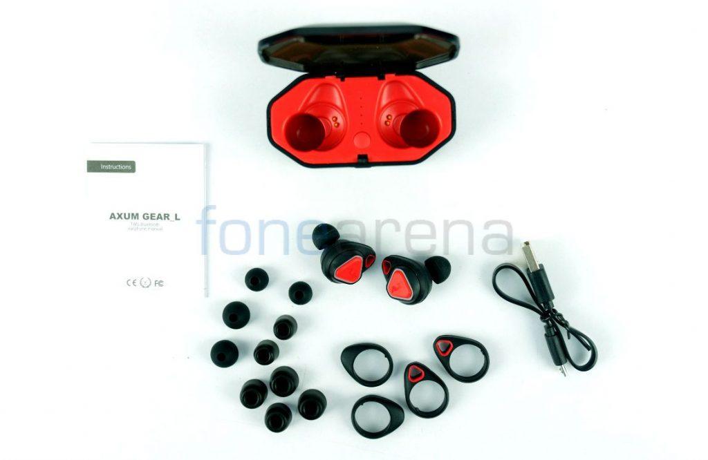 Axum Gear Bluetooth Earbuds Review