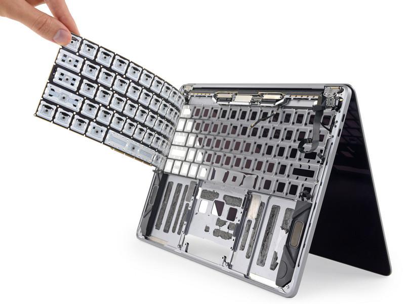 Apple acknowledges latest MacBook keyboard issues