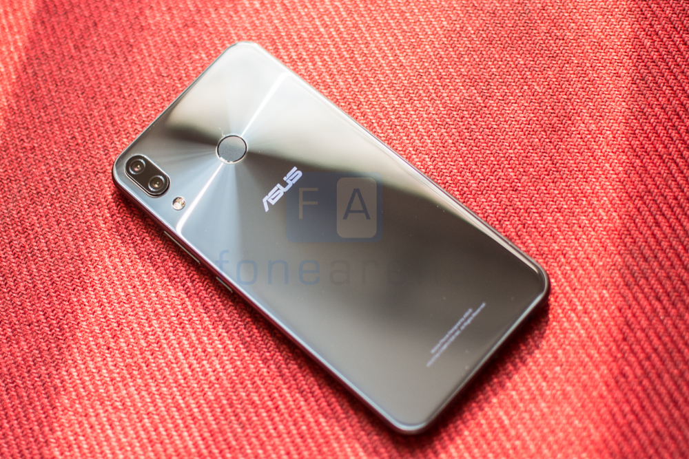 Asus Zenfone 5Z update adds Lift to Face unlock, EIS/OIS auto switch, improved gestures and more