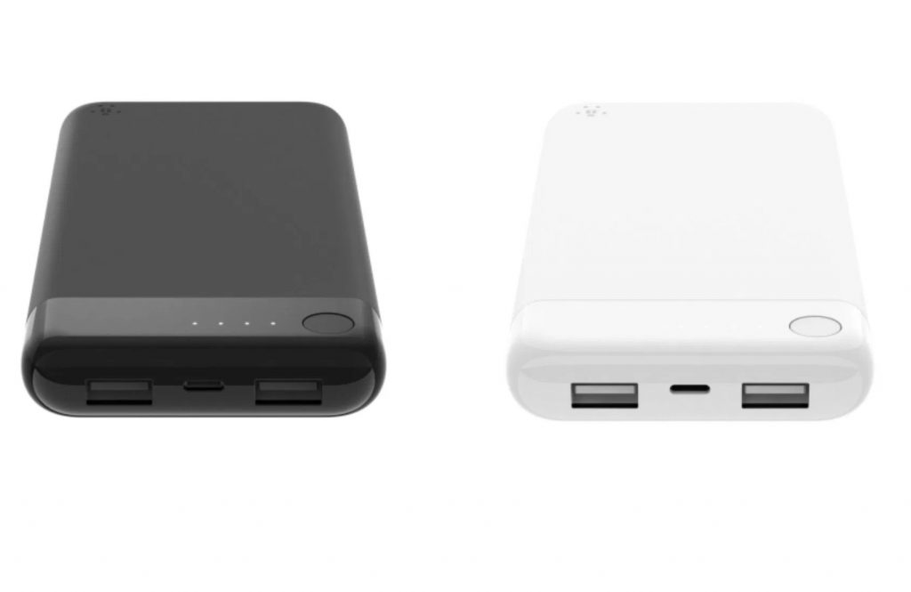 Belkin BOOST CHARGE 10000mAh power bank with MFi Lightning input announced