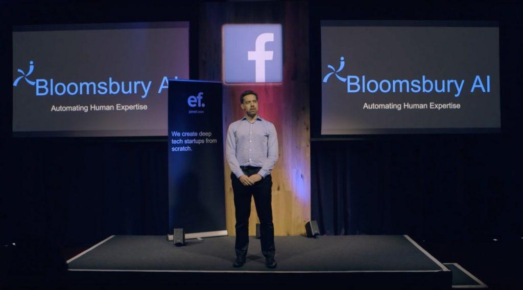 Facebook Bloomsbury