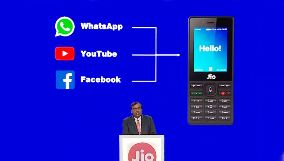 After WhatsApp, YouTube finally arrives for JioPhone