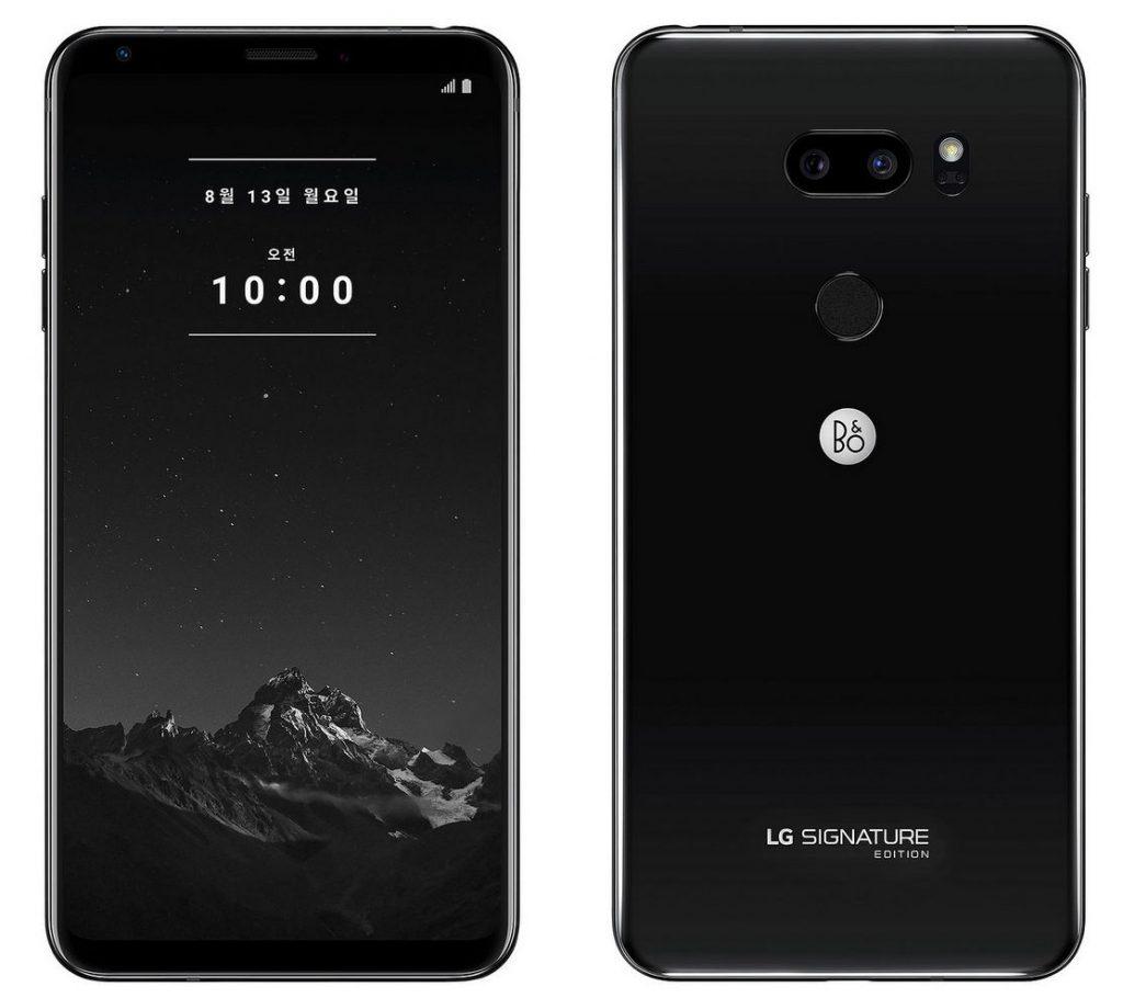 LG Signature Edition (2018)